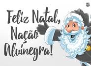 Feliz Natal, Nação Alvinegra!