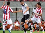 Jogando fora de casa, Ceará perde para o Náutico: 2 x 0