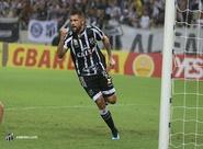 Ceará goleia Salgueiro por 6 a 0 e termina fase de classificação na liderança geral do Nordestão