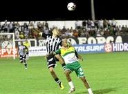 Rogerinho e Mota marcam e Ceará vence o Trairiense, fora de casa
