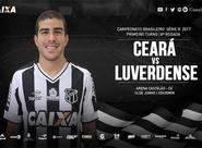 Ceará precisa vencer Luverdense para não abrir distância do G4