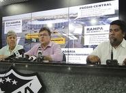 Vozão anuncia mudanças nos acessos de torcedores à Arena Castelão