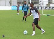 Ceará encerra segunda semana de intertemporada com treino em Porangabuçu