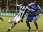 Jorge Luiz fora e Oziel é opção para o treinador