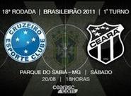 Vozão faz último treino nesta sexta-feira, antes de encarar o Cruzeiro