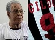 Ídolo Gildo será homenageado hoje, antes da partida entre Ceará x Bahia