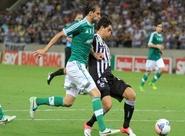 Ceará sai na frente, mas não consegue evitar a derrota para o Palmeiras