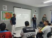 Cidade Vozão recebe 1º Ciclo de Palestras de Futebol de Base