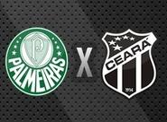 De olho no Palmeiras, Ceará chega a Campo Grande/MS