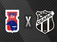 Precisando da vitória, Ceará encara o Paraná fora de casa