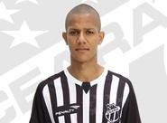 Ceará acertou a contratação do atacante Adriano Pardal