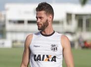 Patrick enxerga Ceará mais preparado em novo confronto contra Iguatu