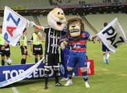 Clássico-Rei da Fares Lopes é marcado por várias ações de paz entre os clubes