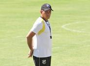 Contra o Paraná, PC Gusmão confia em um Ceará mais experiente