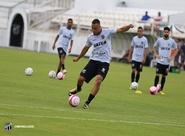 Ceará se reapresenta nessa sexta-feira para treino apronto em Porangabuçu