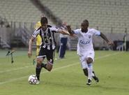 Em sete jogos disputados, Ceará nunca perdeu para o Londrina