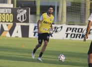 Leandro Canhoto é apresentado oficialmente em Porangabuçu