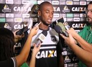 Ceará realiza treino coletivo e apresenta mudanças