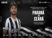 Série B: Na Vila Capanema, Ceará enfrenta o Paraná
