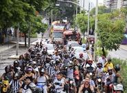 Carreata #CampeãoDaDécada lota as ruas da Capital em comemoração ao bicampeonato estadual