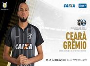 Na estreia do técnico Jorginho, Ceará enfrenta o Grêmio na Arena Castelão