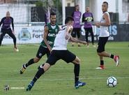 Visando partida contra o Corinthians, elenco alvinegro se reapresenta na tarde dessa segunda-feira