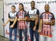 Atletas de Ceará e Ferrovário participam de ação com torcedores no Hemoce
