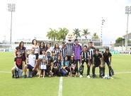Em Porangabuçu, torcedores participaram de mais uma edição do 'Por Dentro do Vozão'
