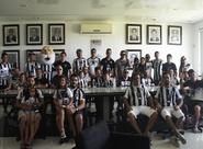 Por Dentro do Vozão: Pais são homenageados e conhecem instalações em Porangabuçu