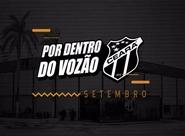 Por Dentro do Vozão: Saiba como participar de um tour histórico em Porangabuçu
