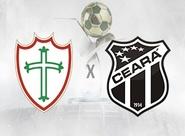 Precisando da vitória para reassumir a ponta, Ceará encara a Portuguesa