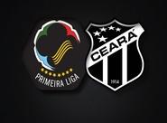 Ceará participará da Copa da Primeira Liga 2017