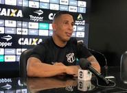 Totalmente recuperado de lesão, Rafael Costa volta a ser relacionado após nove meses