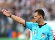 Árbitro catarinense apita o jogo contra o Corinthians