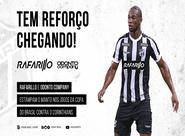 Copa do BR: Rafarillo Calçados e Odontocompany patrocinarão o Ceará contra o Corinthians