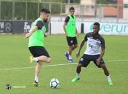 Ceará se reapresenta para treinos na manhã dessa terça-feira, no Vovozão