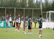 Após vitória diante do Palmeiras, elenco Alvinegro se reapresenta no CT de Porangabuçu