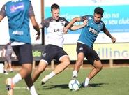 Com foco no Flamengo, Alvinegro se reapresentou na manhã desta segunda-feira, 25/11