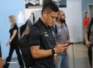 Série A: Ceará segue viagem para enfrentar o Internacional, em Porto Alegre