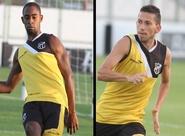 Wellington Carvalho e Eusébio renovam com o Ceará