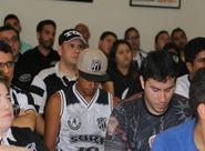 Torcedores se reúnem e debatem ideias em prol do Ceará S.C