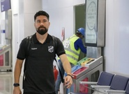 Copa do BR: Elenco do Ceará treina pela manhã e segue viagem para Foz do Iguaçu