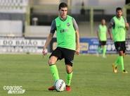 No Estádio Vovozão, técnico Givanildo comandou treino coletivo