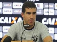 """Richardson elogia momento bom do Ceará: """"Ambiente positivo, grupo forte e padrão de jogo"""""""