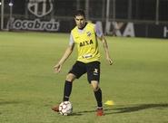 Ceará retorna aos treinamentos em Carlos de Alencar Pinto
