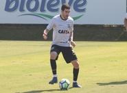 Já em São Paulo, Vozão finaliza preparação para o confronto diante do Corinthians
