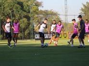 Ceará treina no CT do Galo e finaliza preparação para jogo contra o Cruzeiro