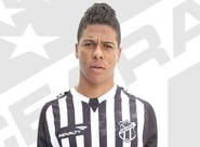 Ceará acerta a contratação do jovem atacante Robério