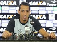 """Roberto: """"Independente de quem faça os gols, o importante é sair com a vitória"""""""