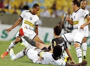 Titular no jogo de ida, Robinho confia na classificação do Vovô